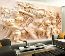 3D Woman Nude 582 Wallpaper Murals Wall Print Wallpaper Mural AJ WALL AU Lemon