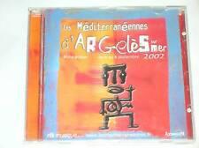 CD RARE / LES MEDITERRANEENNES ARGELES 2002 / BON ETAT