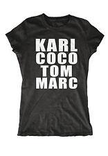 Karl Coco Tom Marc Girlie Fashion Stars Designer Mode Blogger Fun Kult Hollywood