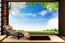 Slight Lyric Scene 3D Full Wall Mural Photo Wallpaper Printing Home Kids Decor