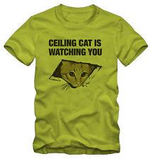 T-shirt /Maglietta Ceiling Cat  Kraz Shop