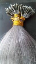 NANO extrémités ANNEAU 50.8cm européen réel Extensions de cheveux humain Remy