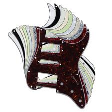 Strat Stratocaster HSH Humbucker Guitar Pickguard Scratch Plate USA MEX FIT
