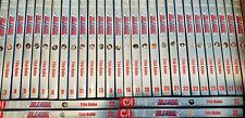Manga BLEACH einzelne Bände zum Auswählen