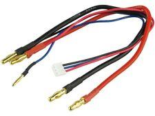 Cavo caricabatteria • Connettore oro Ø4.0mm 2.5mm² per Hardcase-2S-LiPo XH - EH