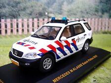 1/43 IXO Mercedes M Class  Dutch Police 2003
