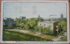 1911 Postcard: Crescent Park-Grand Rapids, Michigan, MI