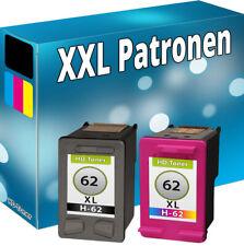 DRUCKER PATRONEN für HP 62-XL ENVY 5640 5644 5646 5660 7640 DeskJet 5575 5645