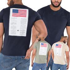 Alpha Industries señores Men t-shirt Blood chit t opaca s hasta 3xl nuevo