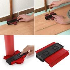 "5"" Contour Duplication Gauge Shaping Edge Craft Measure Ruler Tool Working Parts"