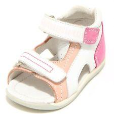 5984F sandalo BIKKEMBERGS PLUME NABUK scarpa bimba shoes kids