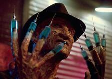 Freddy Krueger Pesadilla en Elm Street Poster Cartel De Impresión Fotográfica A3 A4