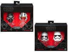 Casco STAR WARS Kylo Ren, Poe Dameron, Stormtrooper Hasbro Black Series Hemets
