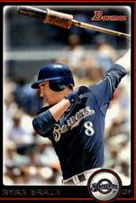 2010 Bowman Baseball Card #'s 1-220 +Rookies - U Pick - Buy 10 + cards FREE SHIP