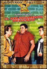 Il delinquente delicato DVD NEW Jerry Lewis