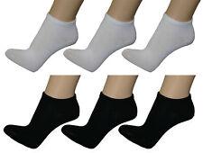8 , 12 o 16 par Mujer Zapatillas de hombre calcetines deportivos füßlin