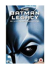 Batman Legacy  DVD Michael Keaton, Jack Nicholson, Arnold Schwarzenegger, George