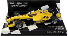 Minichamps Jordan EJ14 2004 - Timo Glock (3rd Driver) 1/43 Scale