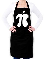 Apple Pi Unisex Apron - Geek - Nerd - Maths - Computers - Mac - Mathematician