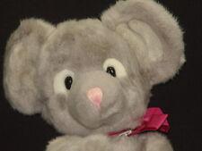 Russ Berrie Mogul Mouse Smugglers North Vermont Souvenir Plush Stuffed Animal