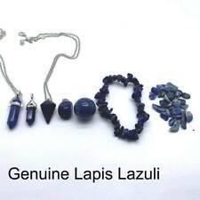 Lapis Lazuli Energy Pendulum Bracelet Gemstones Crystal