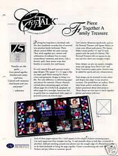 CREATIVE MEMORIES CROPTALK#58 FAMILY TREASURE 2002 NLA