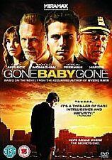 Gone Baby Gone DVD New & Sealed 5055201816658