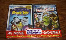Shark Tale DVD with Dreamworks Trivia DVD Walmart Exclu