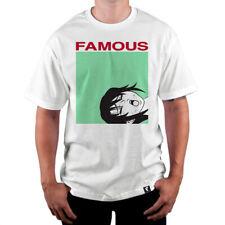 FAMOUS STARS & STRAPS Make It Big T-Shirt White S M L XL 2XL 3XL NEW