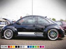 Decal sticker Stripes kit For Volkswagen Passat body lowering mirror part cc vw
