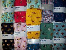Old Navy Underwear Mens 1 Pair Cotton Boxer S M L XL XXL XXXL Assorted