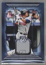 2011 Topps 60 Relics Memorabilia #T60R-SSC Shin-Soo Choo Cleveland Indians Card