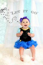 Baby Girls Frozen Anna Tulle Costume Dress Birthday Romper Kids Sale Size 00 0 1