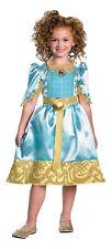 Child Princess Disney Brave Merida Classic Girls Costume Theme Party Halloween