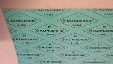 Dichtungsplatte Klingersil C-4400 Dichtung Material Dichtungspapier DVGW KTW