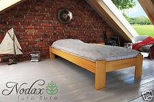 New Solid Pine 3ft Single Bed Frame & Slats - F15
