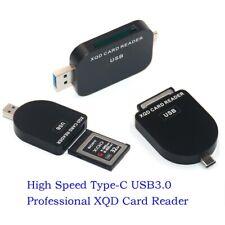 High Speed Type-C USB3.0 Professional XQD Card Reader Hub Quickly transfer tool