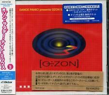 DANCE PANIC ! Presents OZON SATURDAY NIGHT MIX Japan CD NEW