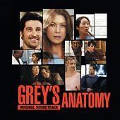 Various Artists - Grey's Anatomy (Original Soundtrack, 2006) TV CD OST