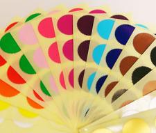 código de color starbursts