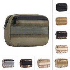Military Waist Pack EDC Pouch Mini Outdoor Waist Bag Sport Mess Handy Bag
