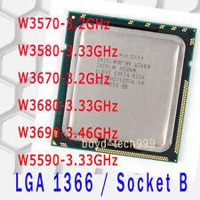 New listing Intel Xeon W3570 W3580 W3670 W3680 W3690 W5590 Lga 1366 / Socket B Cpu Processor