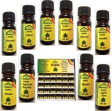 Aromaöl Duftöl Ahrenshof Raumduftöl Parfümöl mehr.Sorten 10 ml (100ml = 11,00€)
