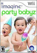 Imagine: Party Babyz (Nintendo Wii, 2008) - DISC ONLY
