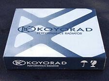 KOYO RACING ALUMINUM RADIATOR FOR 93-98 TOYOTA SUPRA JZA80 R1856