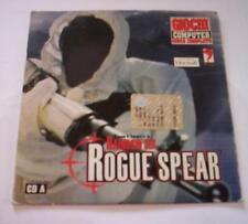 Rainbow six Rogue Spear gioco pc originale azione **
