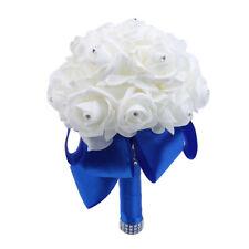 Mini Holding Flower Simulation Bouquet Fake Foam Romantic Craft Accessories DS