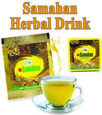 Link SAMAHAN Herbal Tea Ayurveda Natural Drink Fast remedy for Cold flu & Cough
