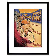 Tour de France 2018 TT Ltd Edition Fine Art Print A3 Geraint Thomas