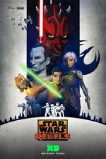 61034 Star Wars Rebels Season 3 New Series Thrawn Decor Wall Print Poster